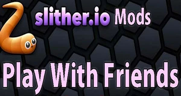 Slither io Mods Play with friends!