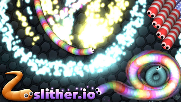 Play Slither.io With Friends