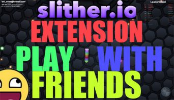 Slither with friends Chrome extension