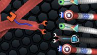 Slither.io Epic CREATE CUSTOM SKINS MOD Monster Snakes In Slitherio! (Slither Funny/Best Moments)