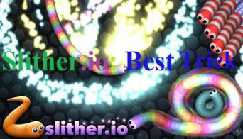 Slither.io: Best Trick