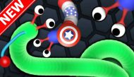 Slither.io NEW MOD! CREATE YOUR OWN CUSTOM SKINS! BEST Slither.io MOD EVER!