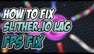 Slitherio: How to Fix Lags