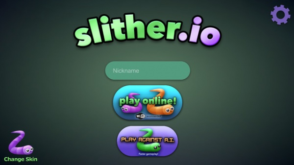 Slither.io Single Player