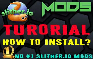 Slither.io Mods Version 4