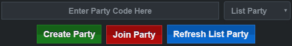 How to create party