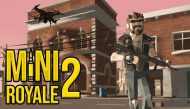 MiniRoyale 2 – Battle Royale Game