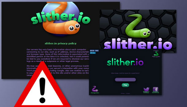 Slither.io Privacy