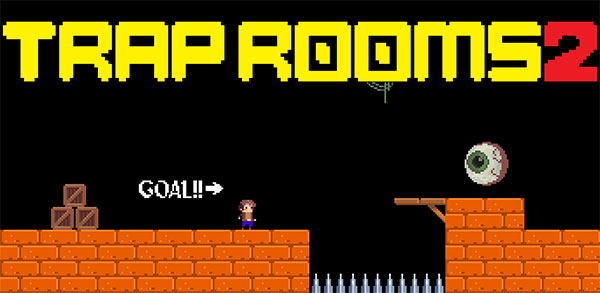 Extremely annoying gameplay of Trap Rooms 2 Adventure 2021